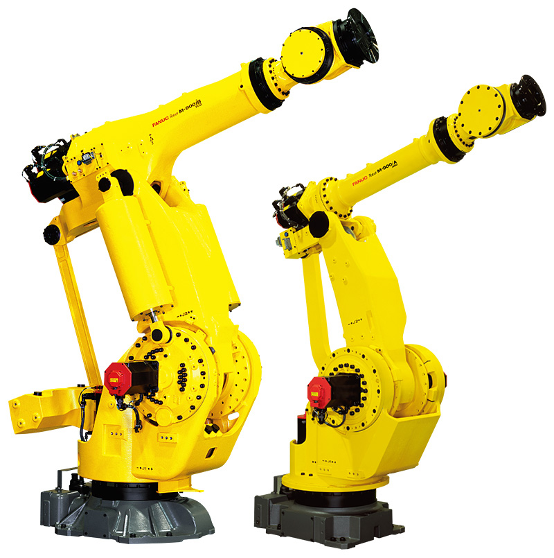 Industrial Robots by Fanuc