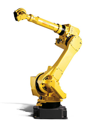 FANUC articulated industrial robots