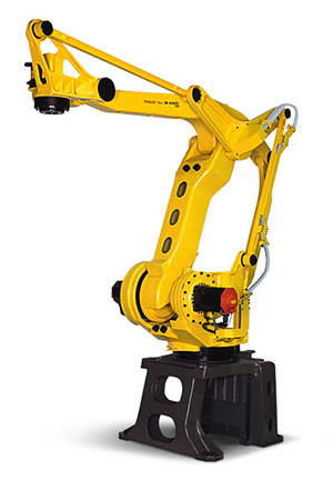 FANUC palletizing industrual robots