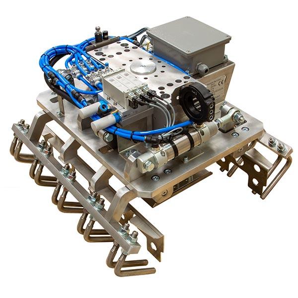 Грипер за палетизиране на торби за индустриален робот