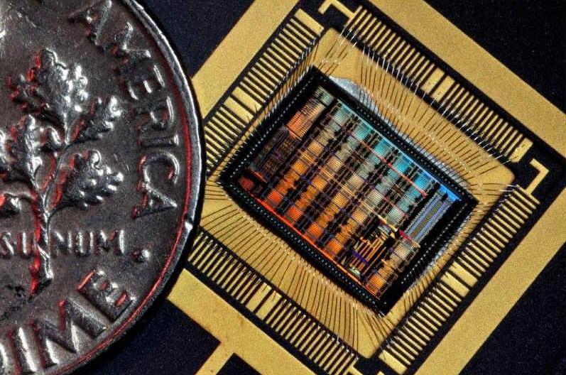 ENIAC-on-a-Chip
