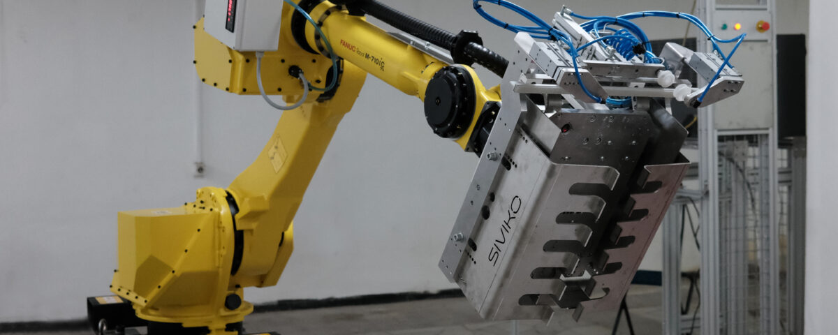 Industrial Robots by Siviko