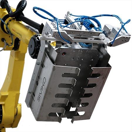 Industrial palletizing robot